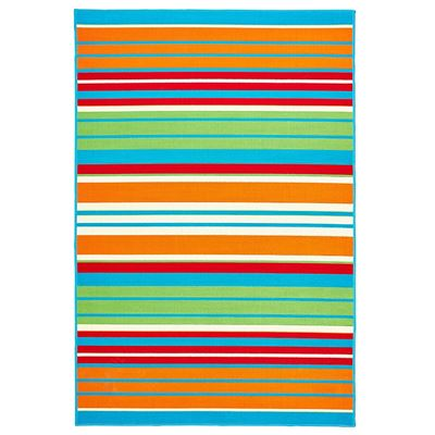Picture of Allison Stripe Turquoise
