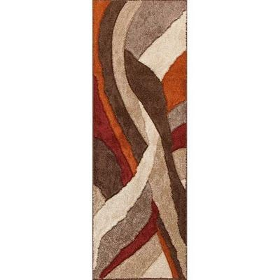 Picture of Tangles Of Spice 2'x7'7 Rug