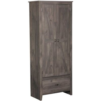 Picture of Farmington Gray Storage Cabinet