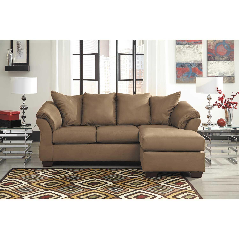 Darcy Corner Sofa House Of Fraser: Cocoa Reversible Sofa Chaise V1-750SC