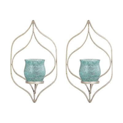 Picture of Set 2 Sonnette Wall Sconces