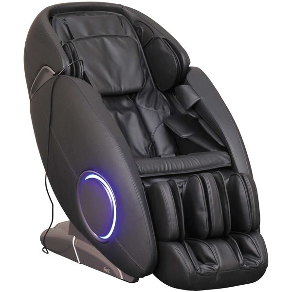 black massage chair with bluetooth technology a389 mf001 bx1 and