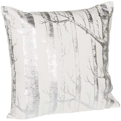 Picture of 18X18 Silver Aspens Pillow