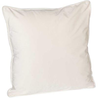 Imagen de 18X18 Cream Velvet Pillow