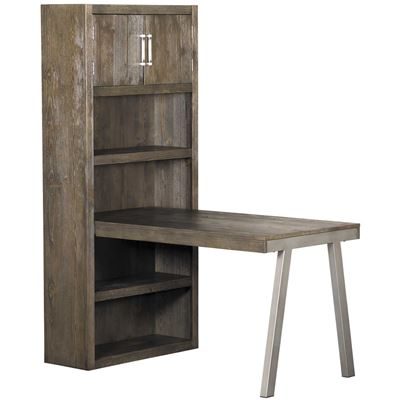 Imagen de Raventown Large Bookcase Desk Return