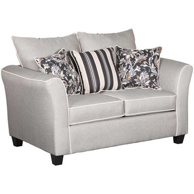 Picture of Sadie Gray Loveseat