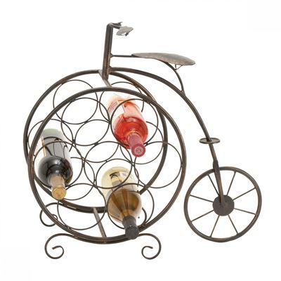 Picture of Bike Wine Rack