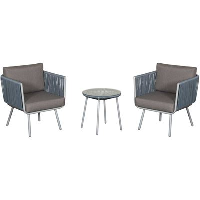 Picture of MarVista 3 Piece Steel Woven Set