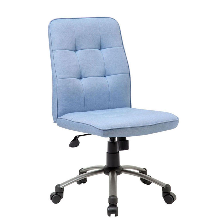 Modern Office Chair Light Blue D B330pm Lb