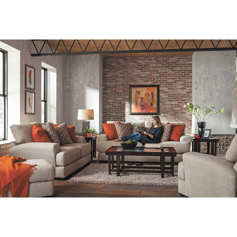 Ava Cashew Sofa With Usb Charging Ports D 4498s Jackson