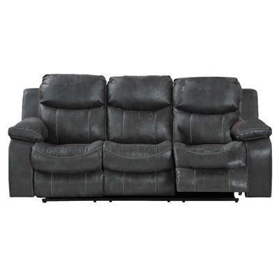 Imagen de Steel Reclining Sofa