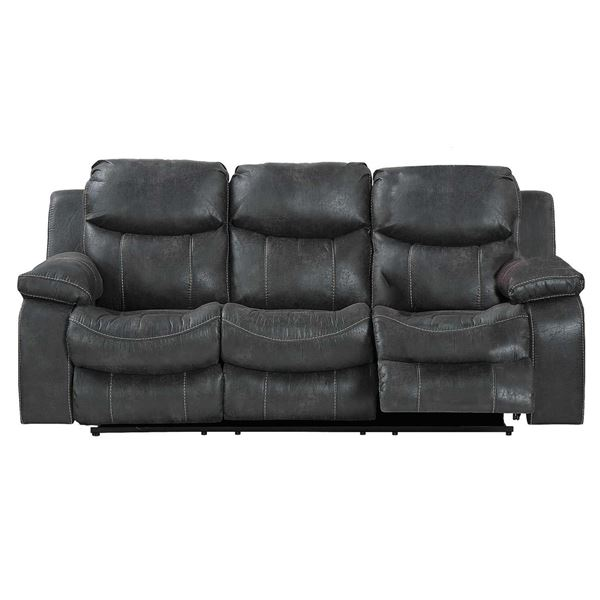 Incroyable Picture Of Steel Reclining Sofa