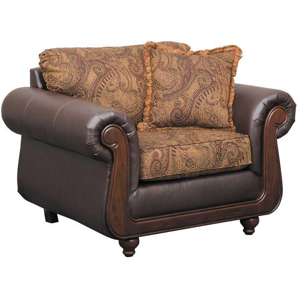 Kiser Cappuccino Chair