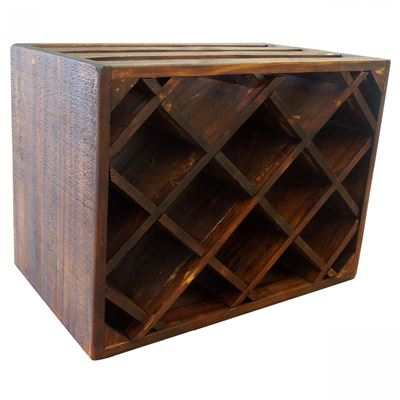 Picture of Wooden Wine Rack