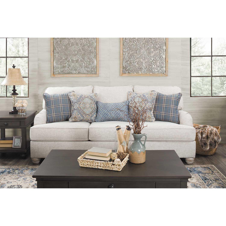 Traemore Linen Queen Sleeper 2740339 Ashley Furniture