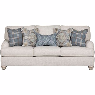 Charmant Picture Of Traemore Linen Sofa