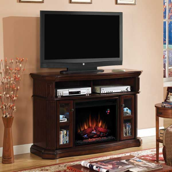 Picture of Aberdeen Media Fireplace 3D