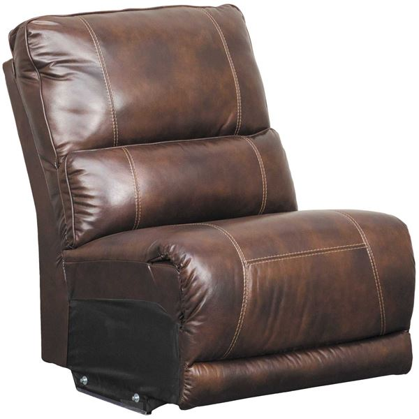 Foto Para Killamey Leather Armless Chair