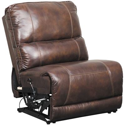Picture of Killamey Leather Armless Recliner