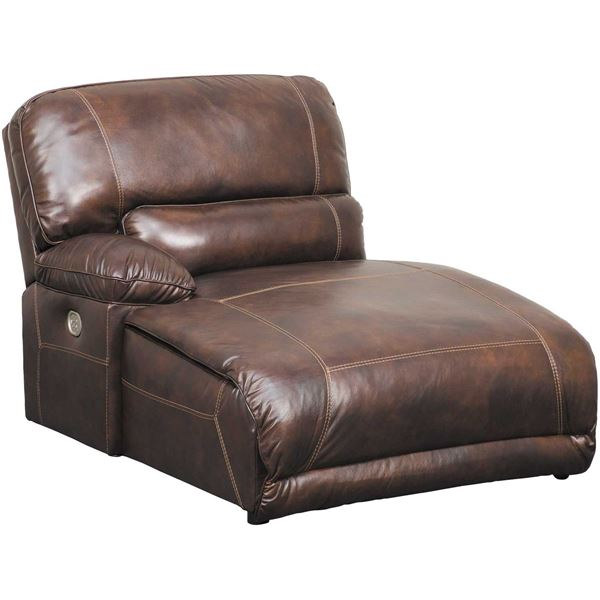 Picture of Killamey Leather LAF Power Reclining Chaise with Headrest