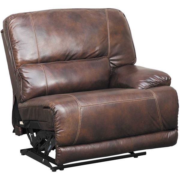 Picture of Killamey Leather RAF Power Recliner With Headrest
