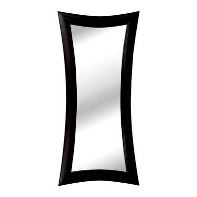 Imagen de Black Arched Leaner Mirror