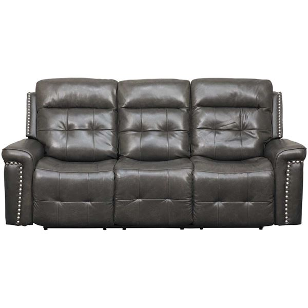 Kenzie Leather Power Reclining Sofa