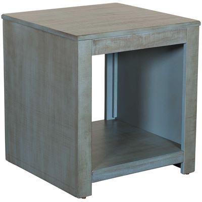 Picture of Little Boy Blue End Table