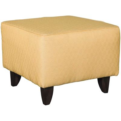 Picture of Sydney Gold Accent Ottoman