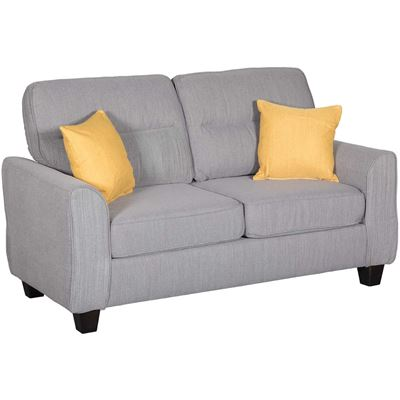 Picture of Millennial Gray Loveseat