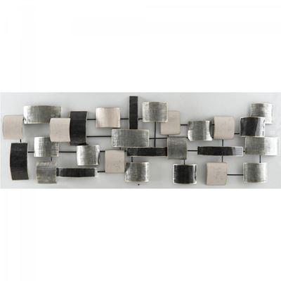 Imagen de Abstract Metal Wall Decor