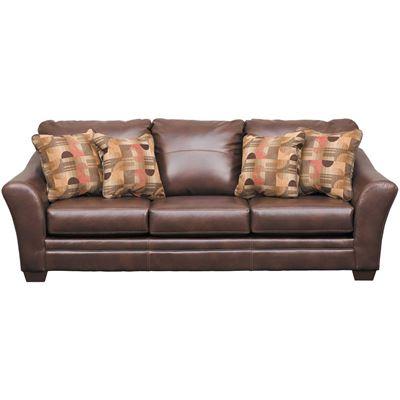 Imagen de Del Rio Bonded Leather Sofa