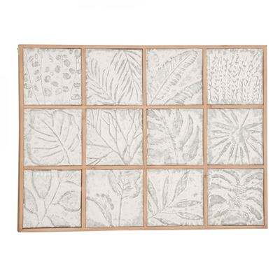 Picture of Botanical Metal Wall Decor