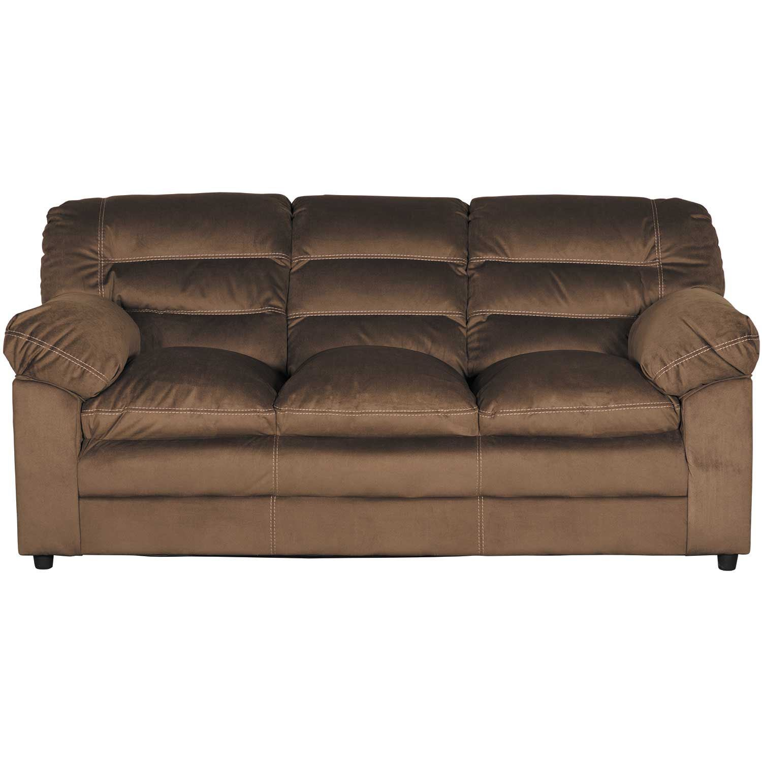 Gosnell Chocolate Sofa