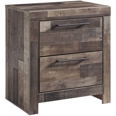 Picture of Derekson 2 Drawer Nightstand