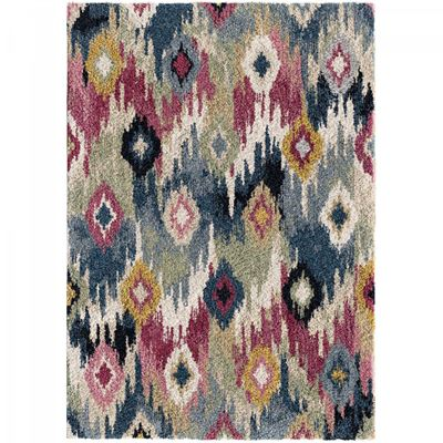 Picture of Royal Shag Diamond Rug