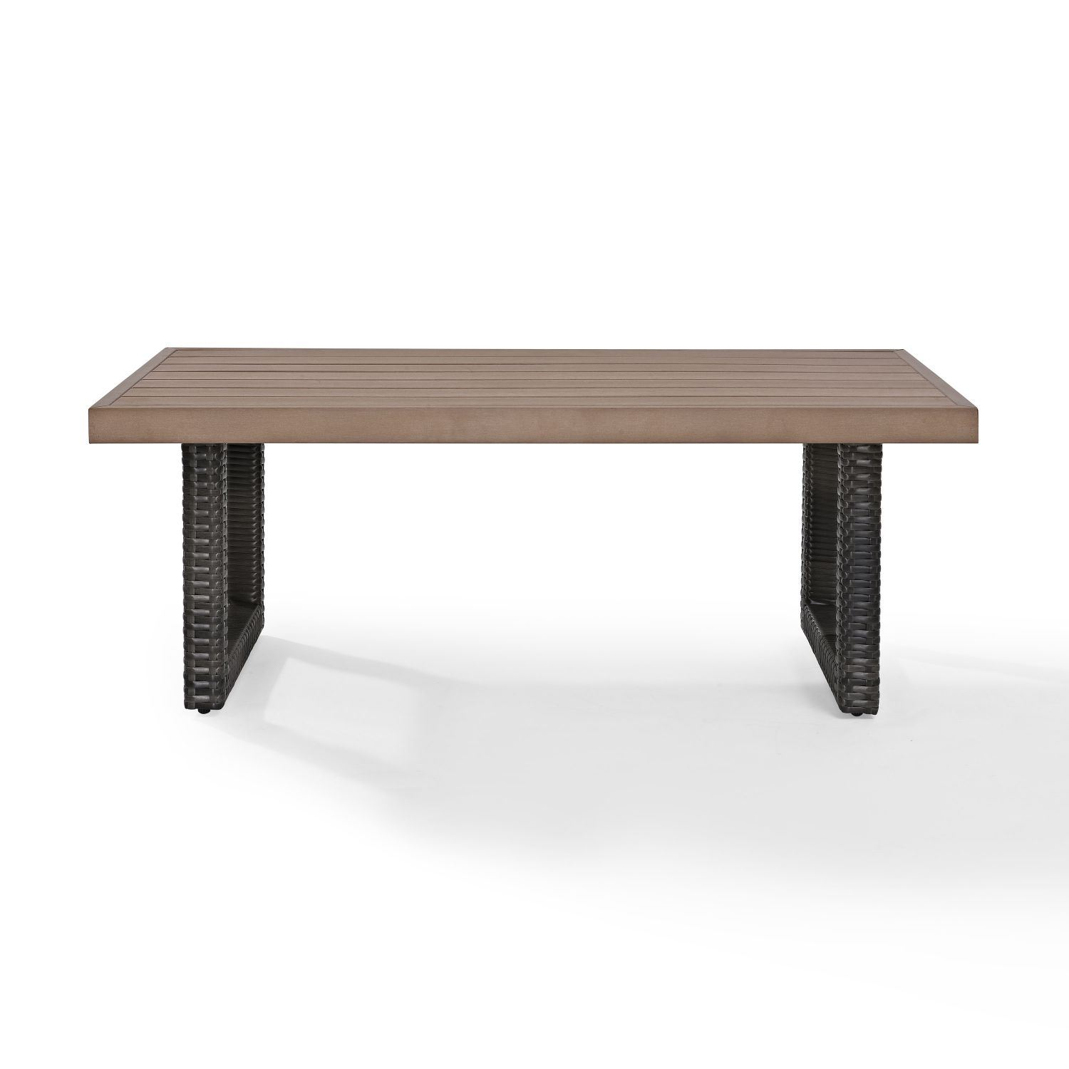 Beaufort Coffee Table Co7225 Br Crosley Furniture Afw
