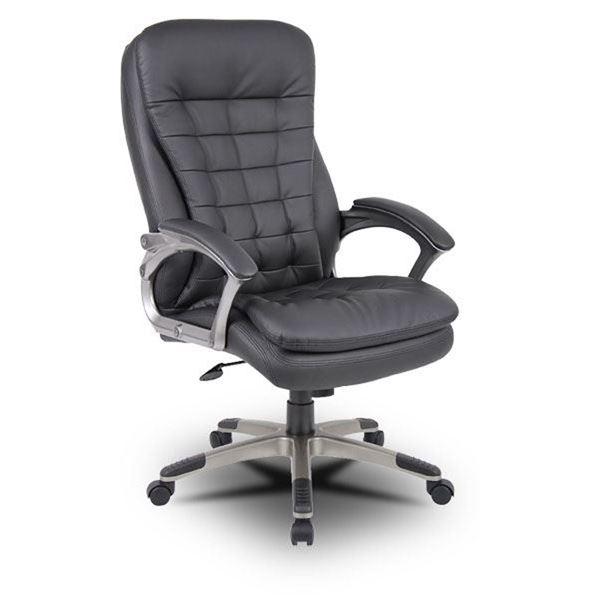 Caressoft Black Executive Chair