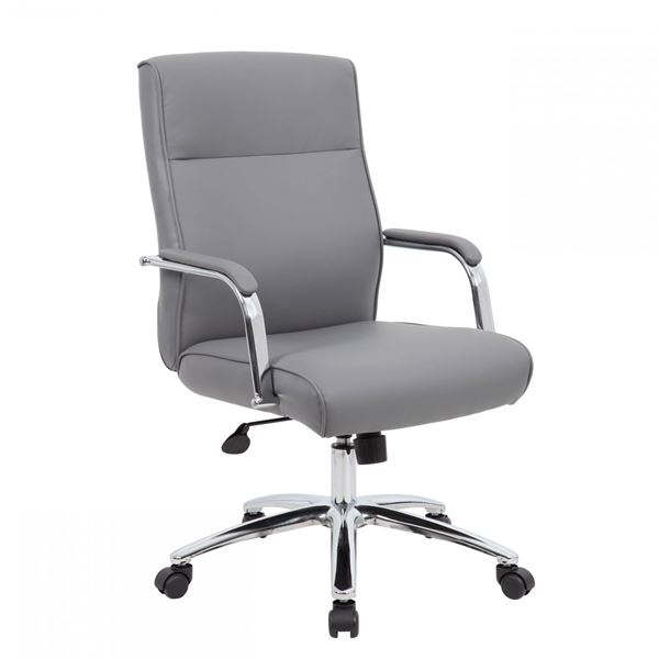 Grey Modern Executive Office Chair | O-AF696C-CP11 | Presidential ...