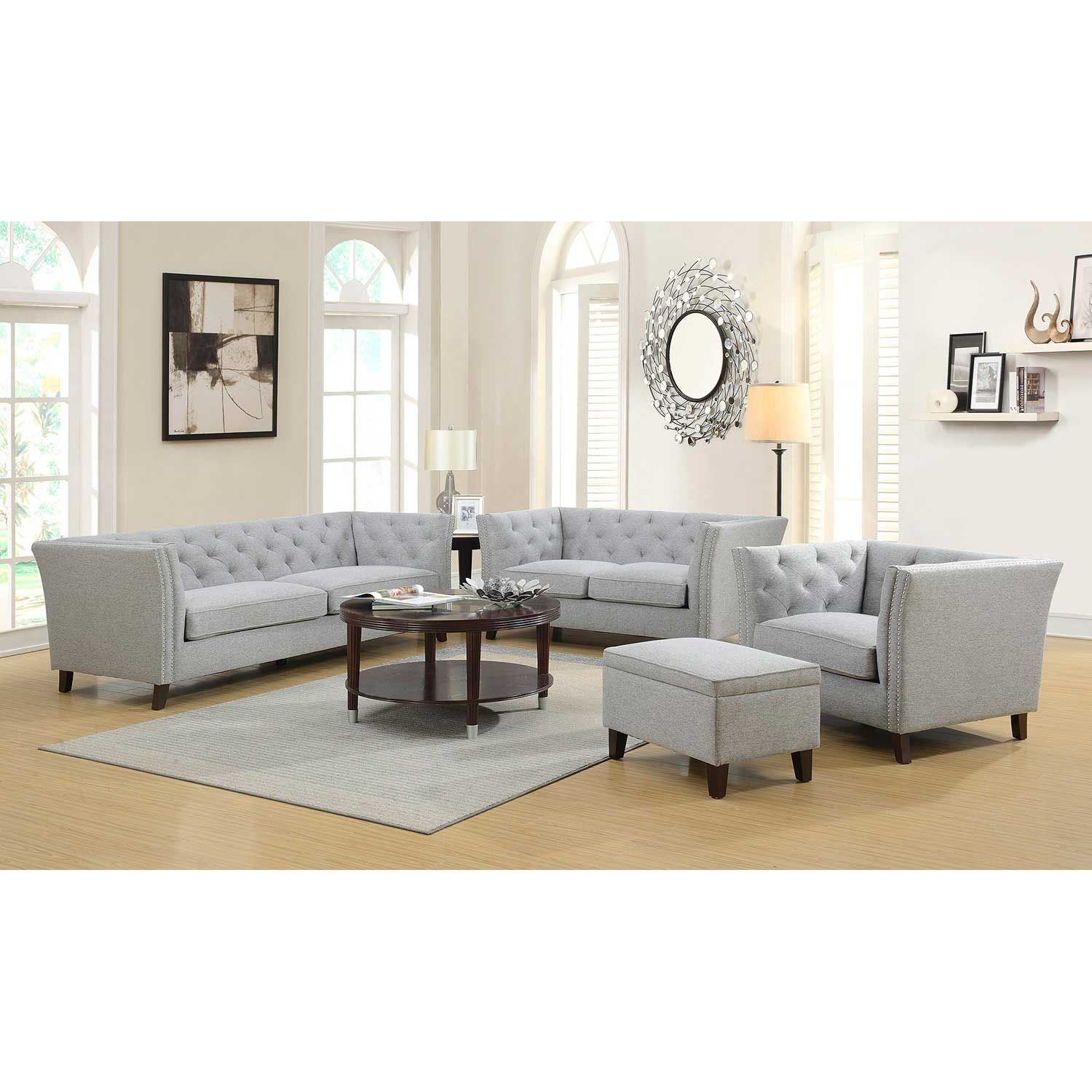 Picture Of Bethany Tufted Sofa