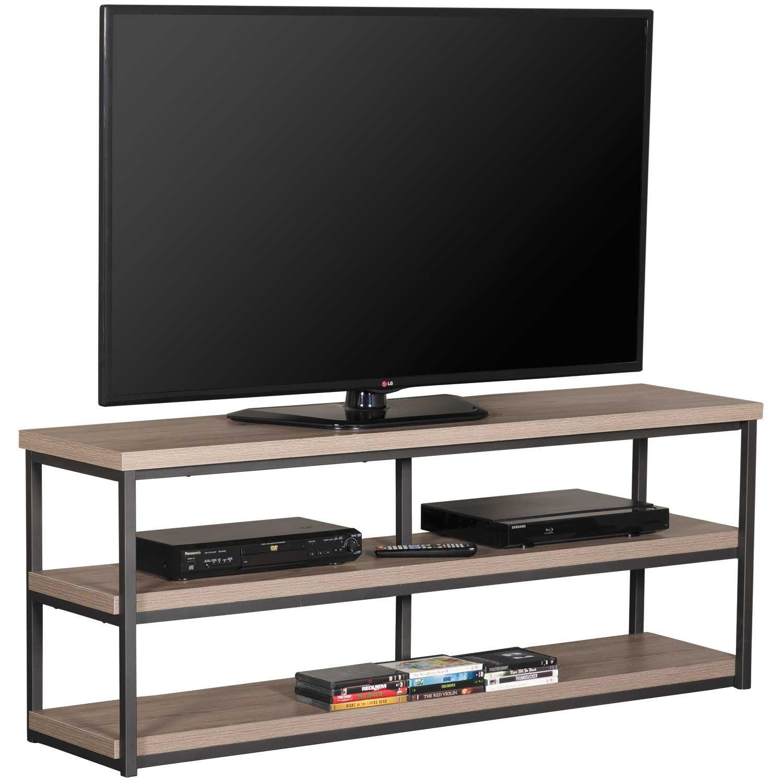 Ashlar Rustic Oak 65 Inch Tv Stand 1817296com Ameriwood