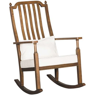Picture of Wellhouse Rocking Chair with Lumbar Pillow