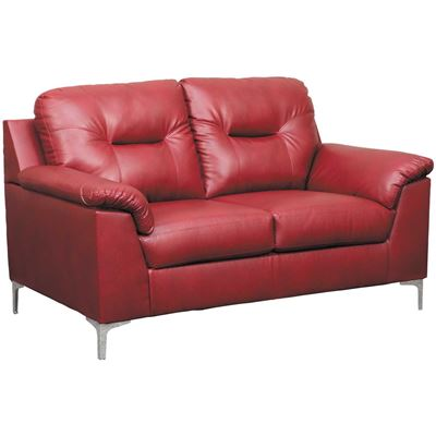 Picture of Tensas Crimson Loveseat