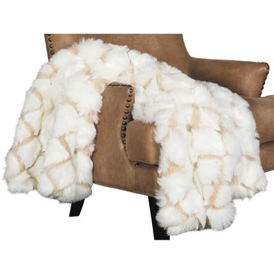 Picture of 40x60 Kalfia Faux Fur Throw