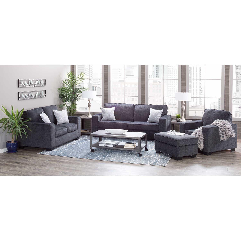 Ashley Furniture Manufacturers: Altari Slate Chair