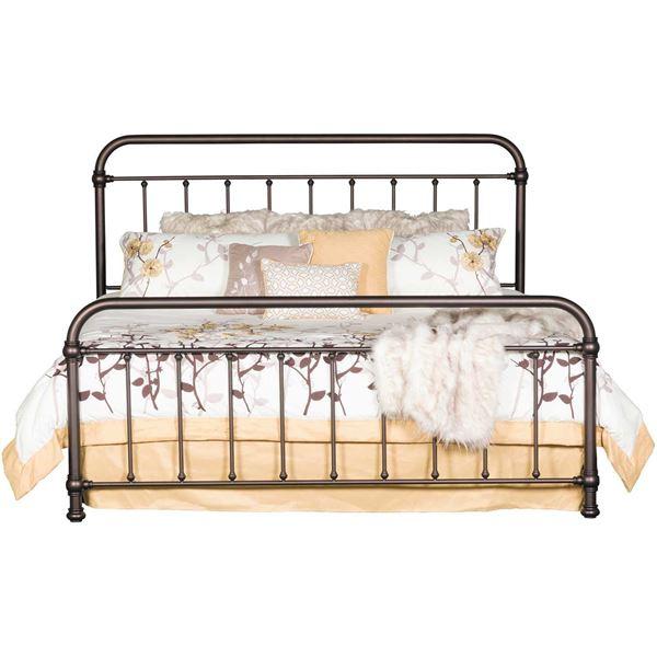 Kirkland Queen Metal Bed | 1863-500 1005 | Hillsdale Furniture | AFW