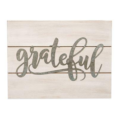 Imagen de Grateful Sign