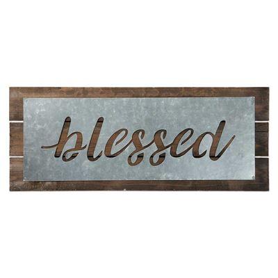 Imagen de Blessed Sign