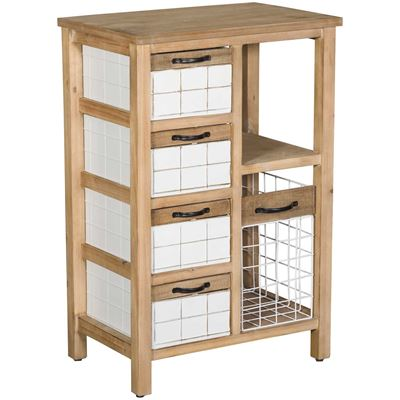 Imagen de Five Drawer Storage Cabinet