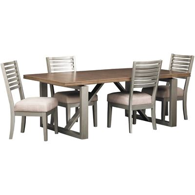 Picture of Far Country 5 Piece Dining Set